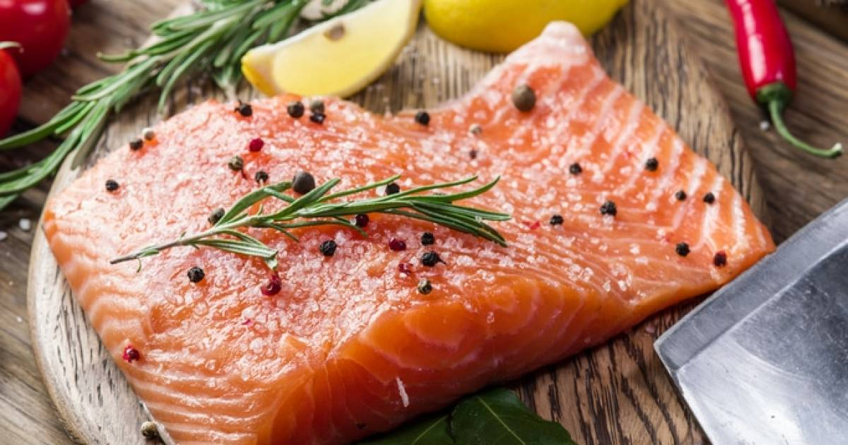 8 Amazing Health Benefits If You Eat Salmon Everyday