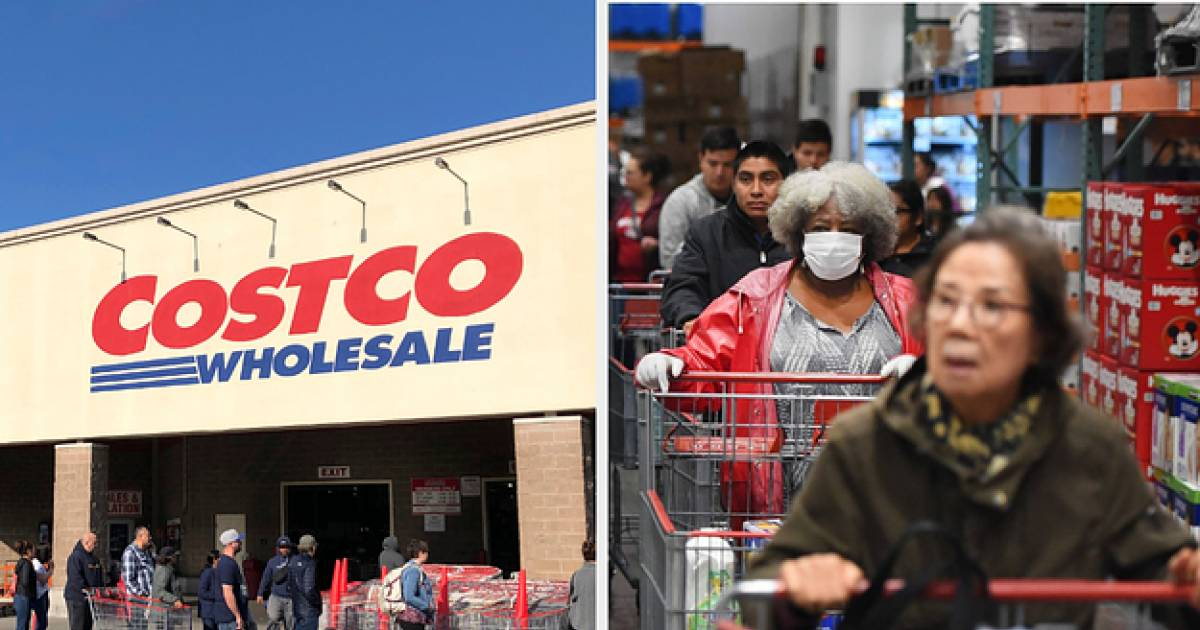 Costco Employees Say They Don't Have Enough Supplies To Stand On Frontlines And Protect Themselves From Coronavirus