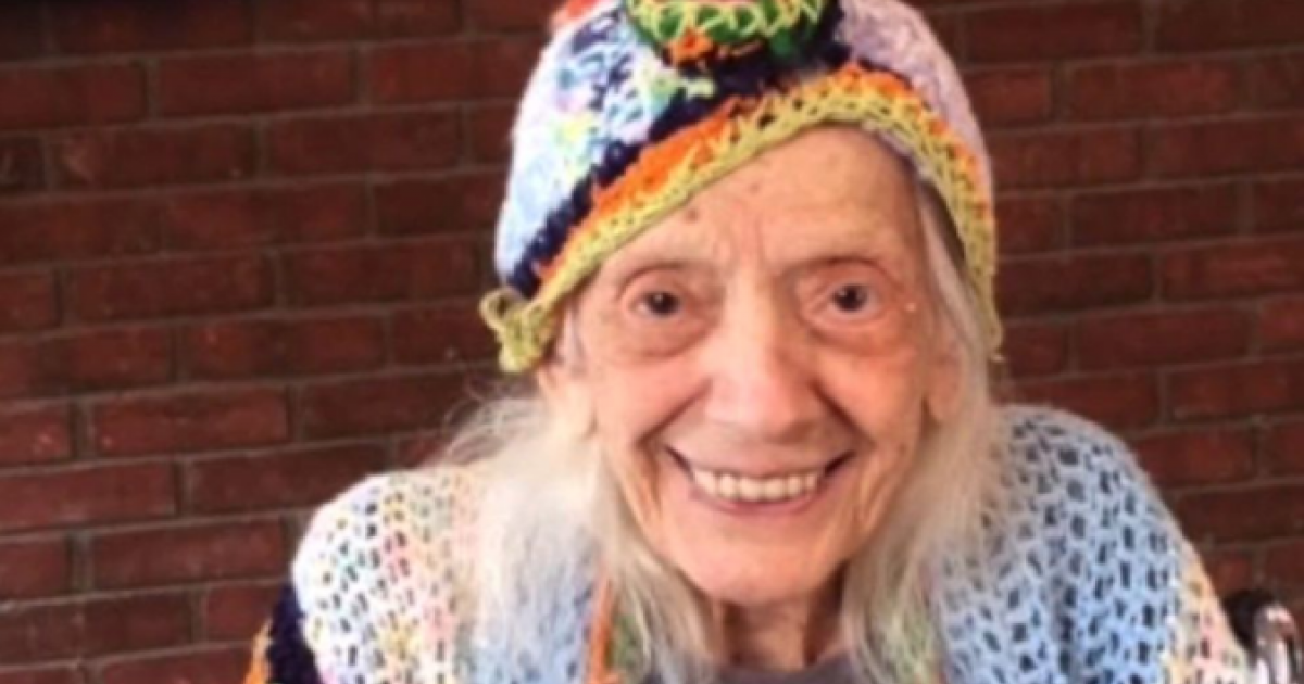 101-Year Old Woman Wins Battle Against Spanish Flu, Cancer, And Now Coronavirus