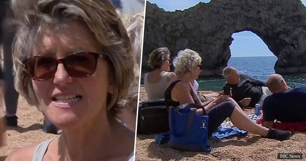 Woman Faces Backlash As She drives 90 Minutes With Her Family To The Beach And Then Complains That Others Are Doing The Same