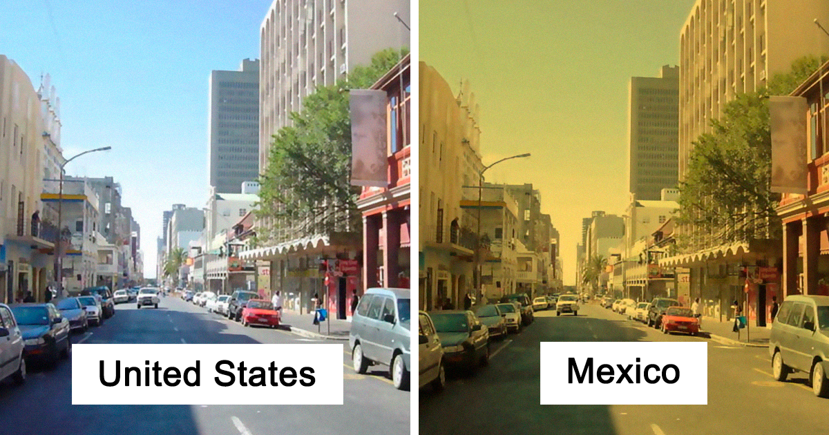 Pictures That Show How Hollywood Stereotypes Countries In Movies