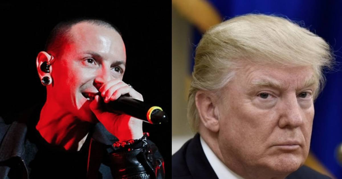 Linkin Park Says It Issued Cease And Desist Letter To Donald Trump Over Using Their Music