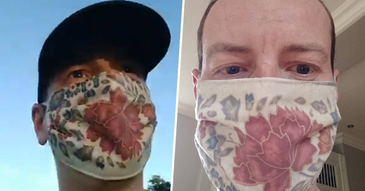 Doctor Runs In His Facemask For 21 Miles To Work To Prove They Don't Lower Oxygen Levels