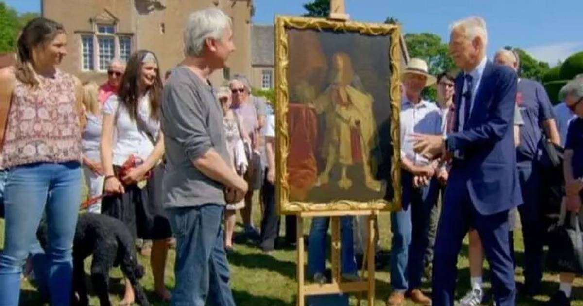 Antiques Roadshow Guest Heartbroken After Discovering '£1m Painting' Is Copy Worth Just £600