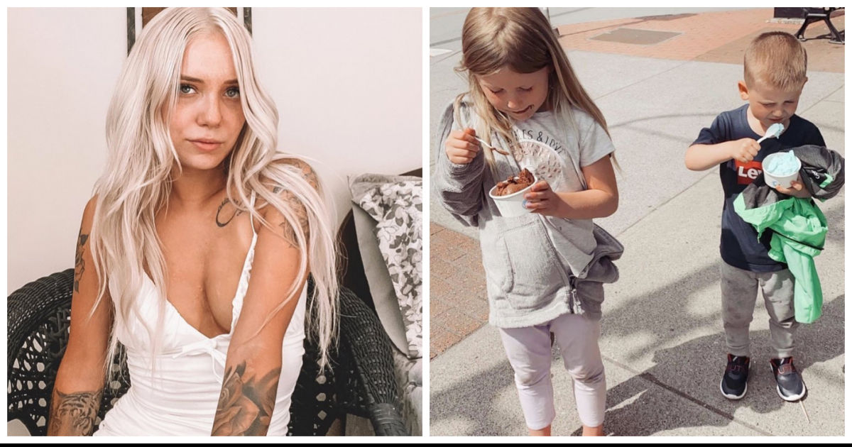 This Mom Buys Her Kids Cheap Clothes And Expensive Outfits For Herself, Explains It On Instagram