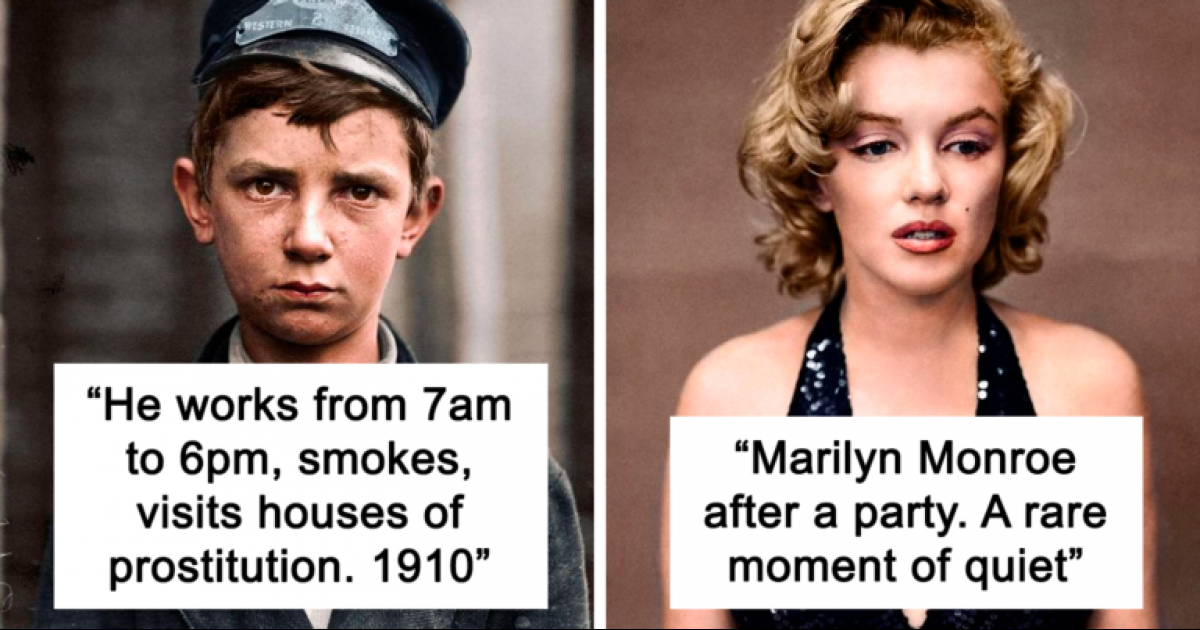 This Artist Colorizes Historical Pictures And The Results Will Change Your Perspective Of Looking At History