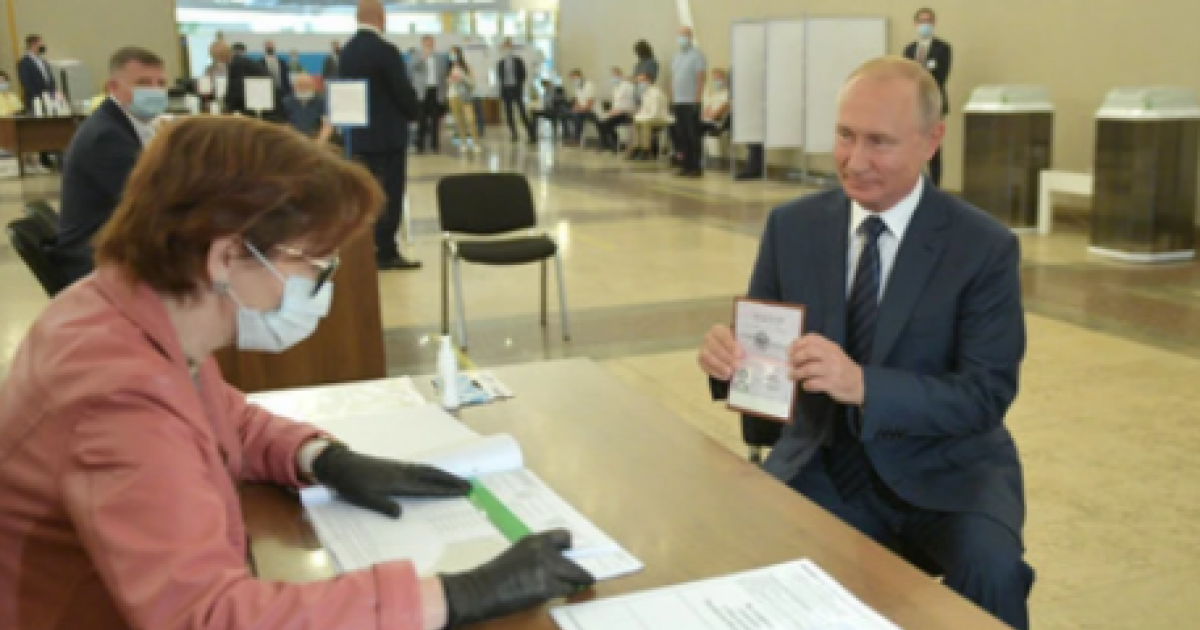 Russia Becomes The First Country In The World To Register Official Coronavirus Vaccine