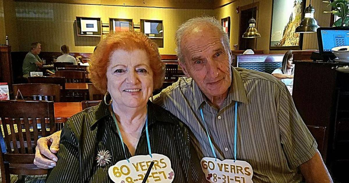 Couple Married For 62 Years Die The Same Day, 48 Hours After They Lose Their Son To Coronavirus
