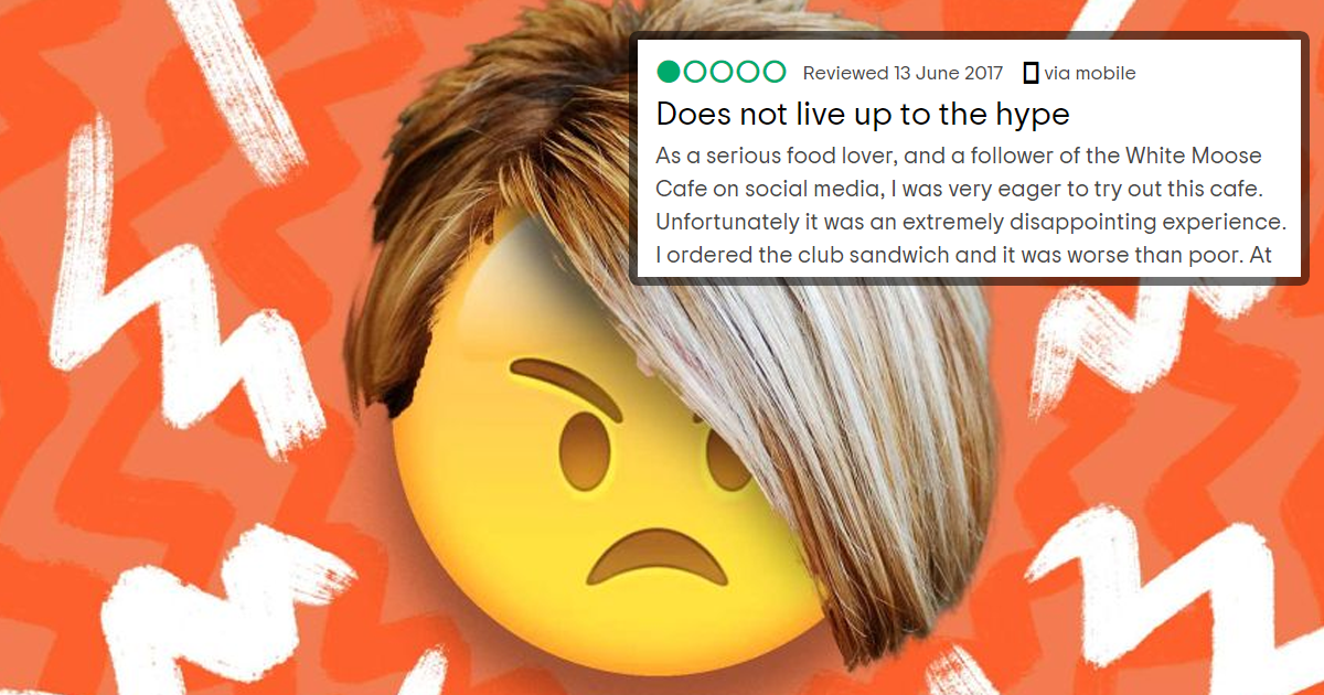 Woman's Terrible Food Review Comes Back To Haunt Her By Dublin Cafe Owner In The Best Possible Way