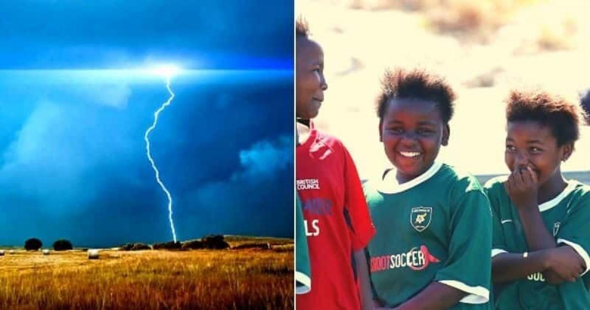 In A Tragic Incident, Ten Kids Die In Uganda By Lightning Strike