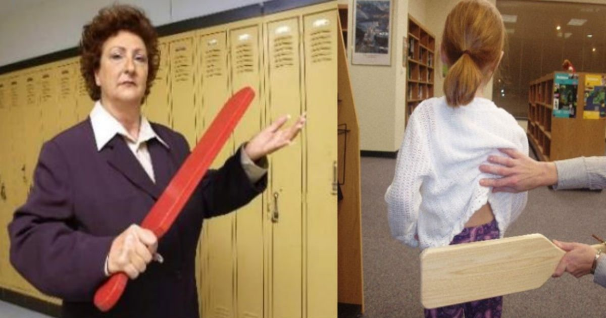 School District Wants To Discipline Misbehaving Kids, Votes To Bring Back Paddling
