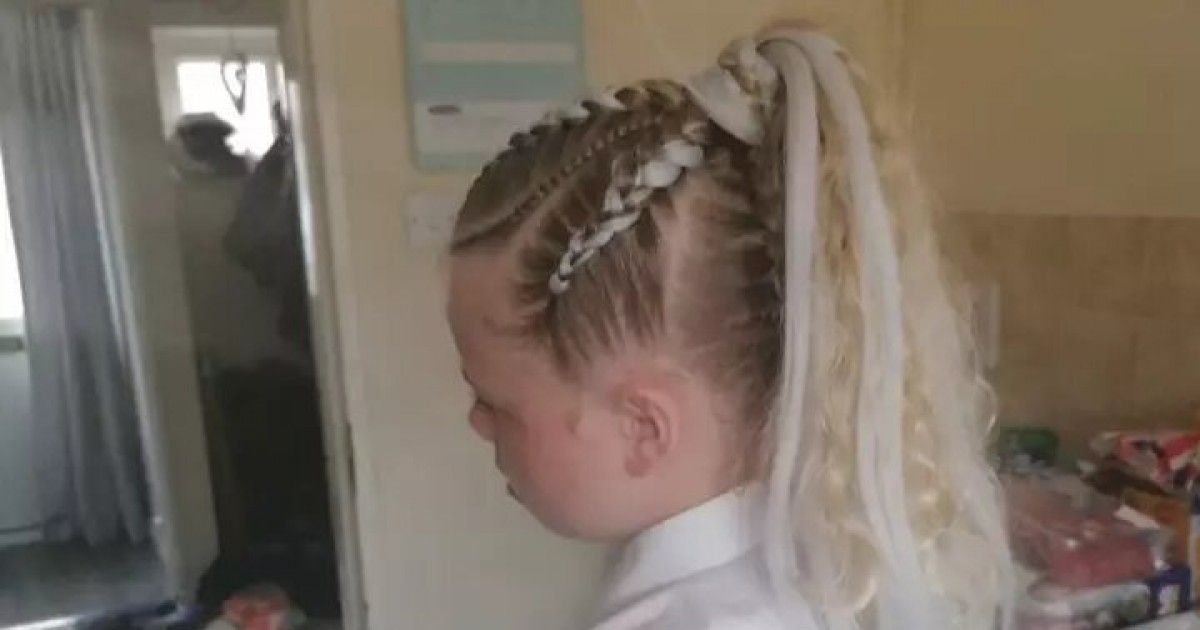 Schoolgirl Left Dejected After Being Told To Change Her Braided Jamaican Heritage Hairstyle