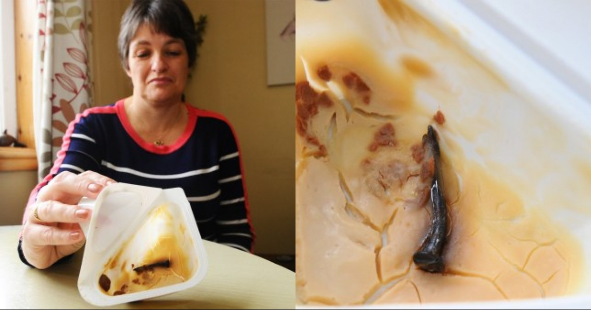 Woman Left Horrified After She Finds Two Inch Long Nail In Her Breakfast Yogurt