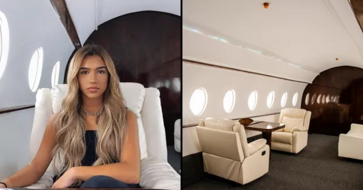 Instagram Stars Are Being Exposed For Photoshoots In A Fake Private Jet In LA