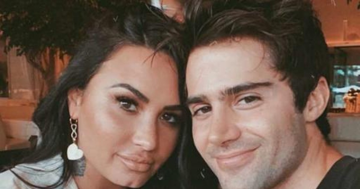 Demi Lovato's Ex-Boyfriend Max Ehrich Claims She Used Him As A 'Pawn' In 'Calculated PR stunt'