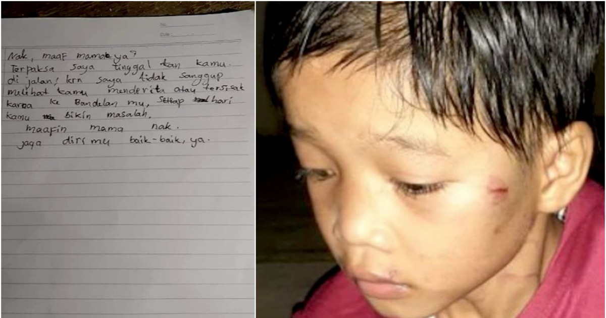 Girl, 8, Abandoned By Her Mother At Petrol Station With A Note Saying She Is 'Too Naughty'