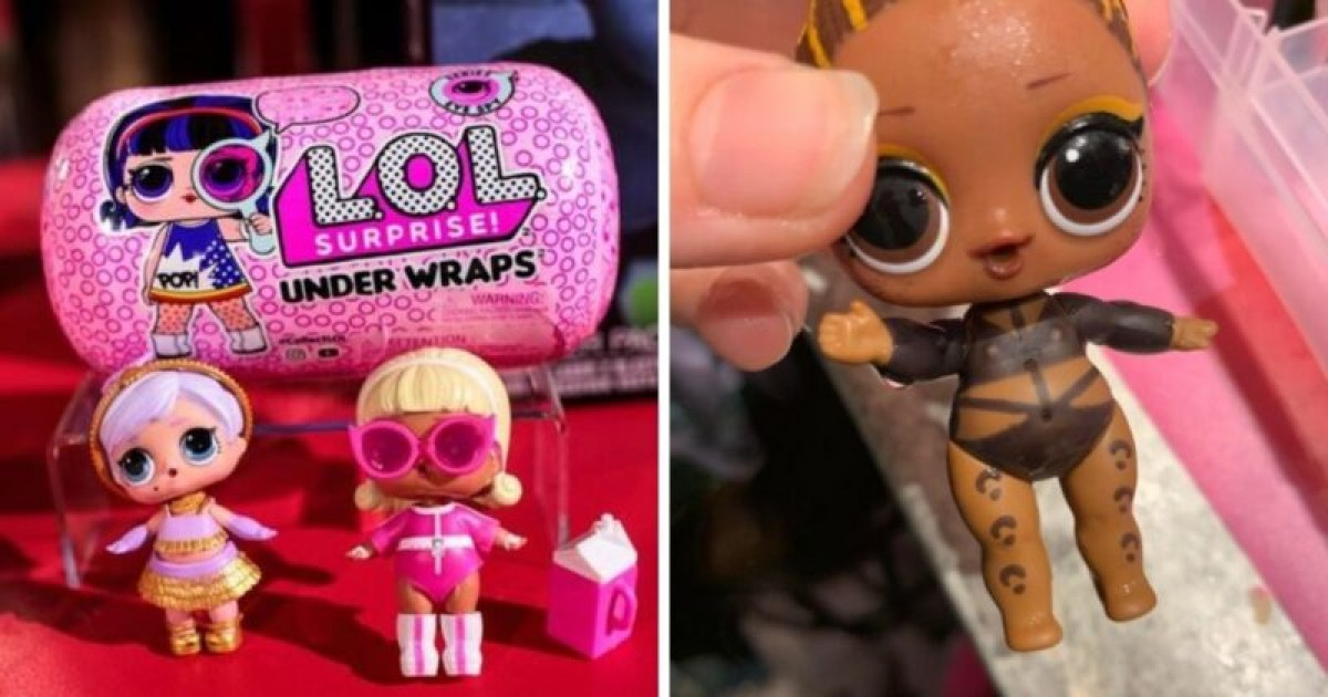 Mom Tried Cold Water Test And Left Disgusted After It Reveals Sexy Lingerie On Popular Doll