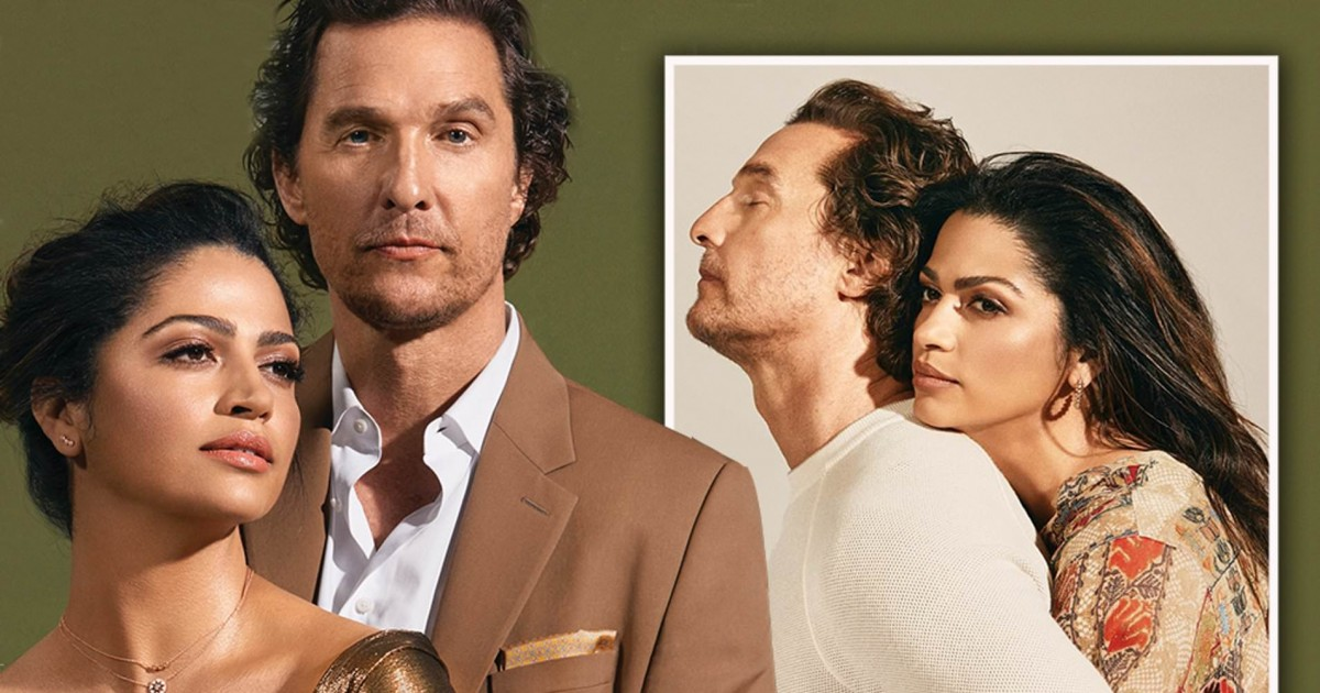 Matthew McConaughey Reveals His Dad Died While Having Sex With His Mom