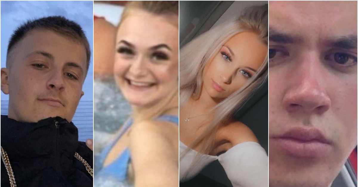 The Fourth Teenager Dies 4 days After A Terrible Car Crash That Already Killed Three Friends