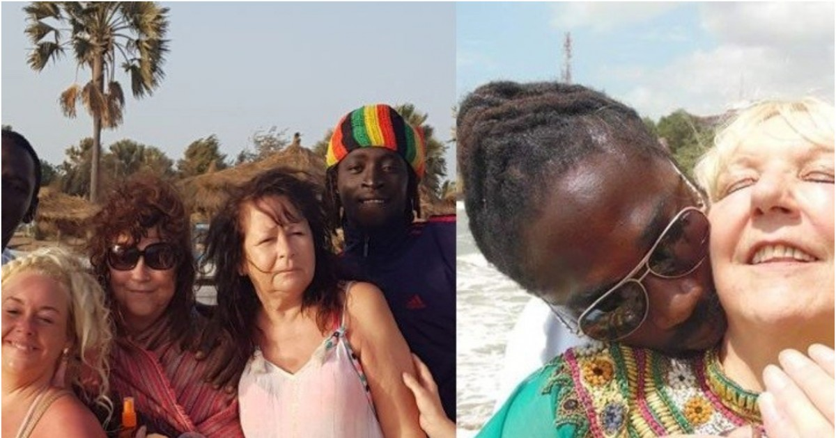 Ghanaian Men Sexually molested in Russia, Forced To Sleep With Older Russian Women