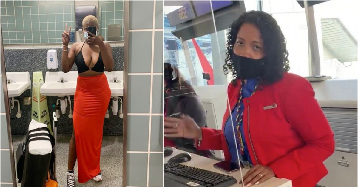 """Woman Refused To Board Plane Over """"Lewd, Obscene and Offensive"""" Outfit And Was Offered A Shirt To Cover Up"""
