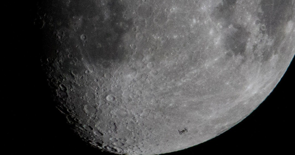 NASA Makes Breakthrough Announcement That There Is More Water On The Moon Than They Thought