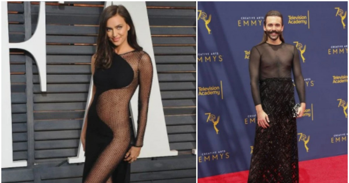 40 Times Celebrities Made Sure Not To Leave Anything For Imagination On The Red Carpet