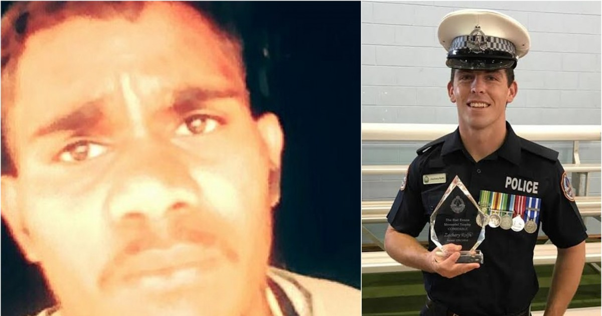 Police Officer Charged With The Murder Of A Aboriginal Teenager, Prosecutors State He Was Right To Pull The Trigger Once But Not Three Times