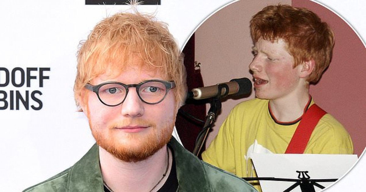 Ed Sheeran Pays For Music Teacher To Take A Course To Help Children With Learning Difficulties Create Songs