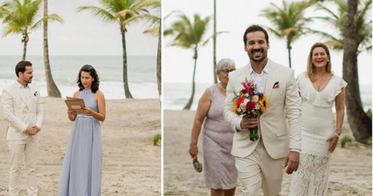 Breaking Up With His Fiancé, Brazilian Man Marries Himself In A Lavish Wedding