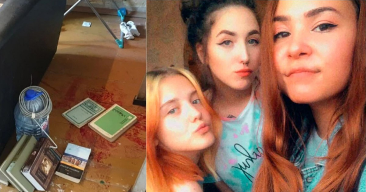 Girl, 16, Pretended To Be Dead And Laid Under Corpses For 4 hours When A Gamer Suddenly Started Shooting At A Party In Russia
