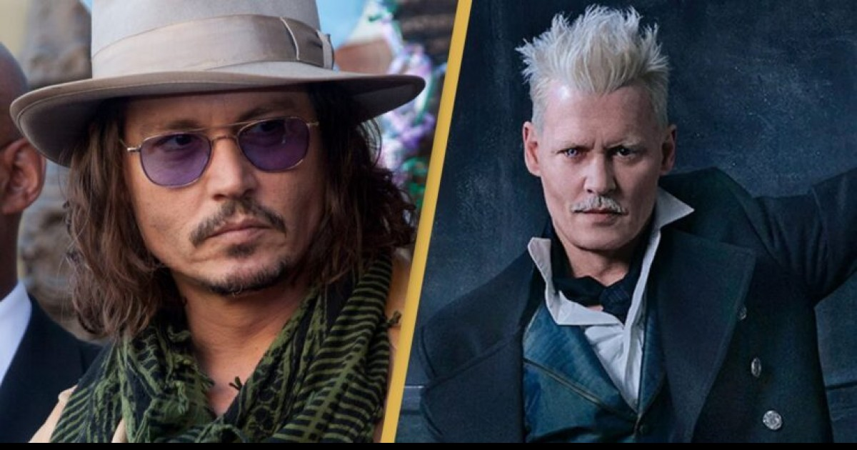 Johnny Depp Asked To Resign By Warner Bros From Fantastic Beasts After Losing His Libel Case
