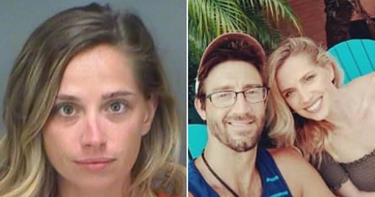 Florida Flight Attendant Arrested Ater Beating Up Cheating Husband, Gave Him Black Eye And Smashed His Guitar To The Wall