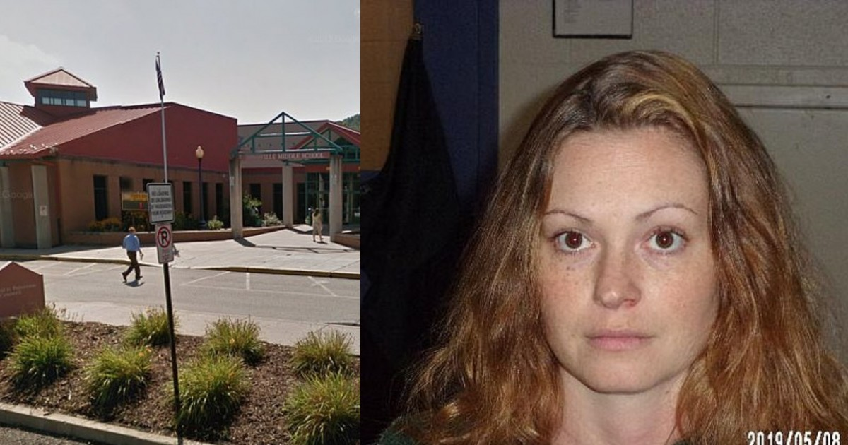 Gym Teacher, 33, Arrested For Sexually Assaulting 14-Year-Old Student For Over Seven Months And For Threatening To Kill Herself And Him If He Told Anyone