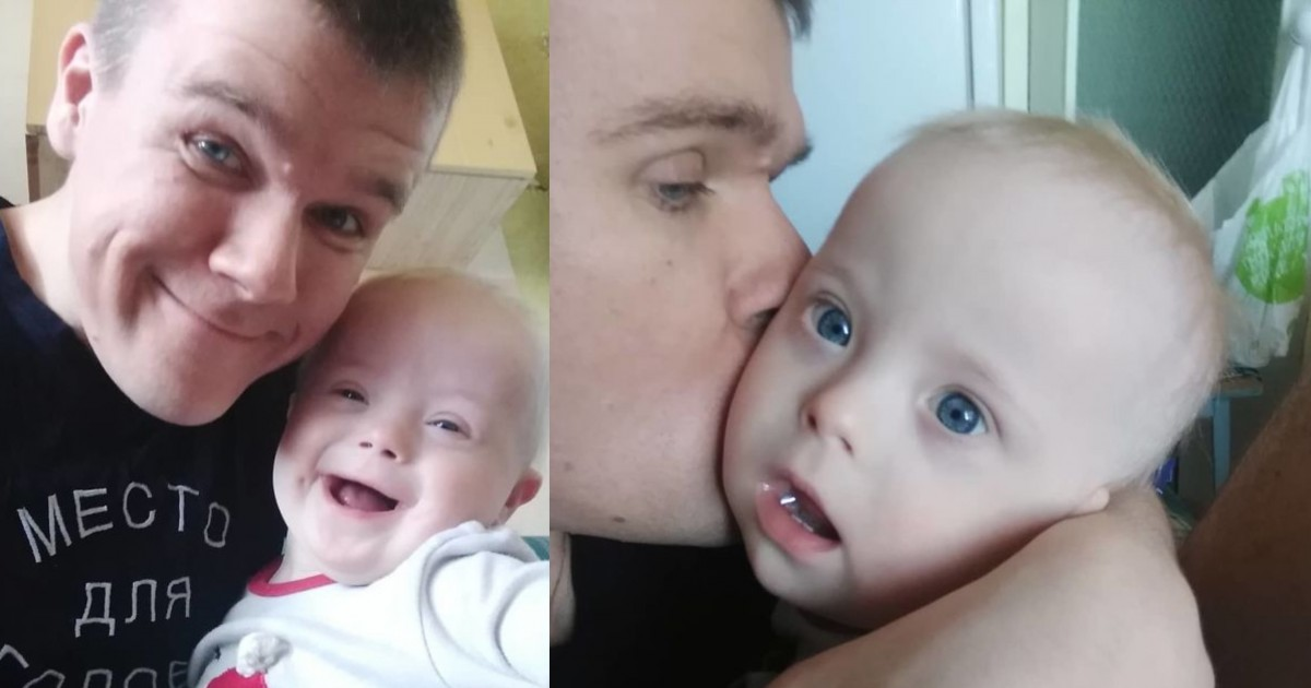 Mother Wanted To Give Baby With Down Syndrome Up For Adoption, Ended up Being Separated From Husband Who Decided To Raise The Baby Alone