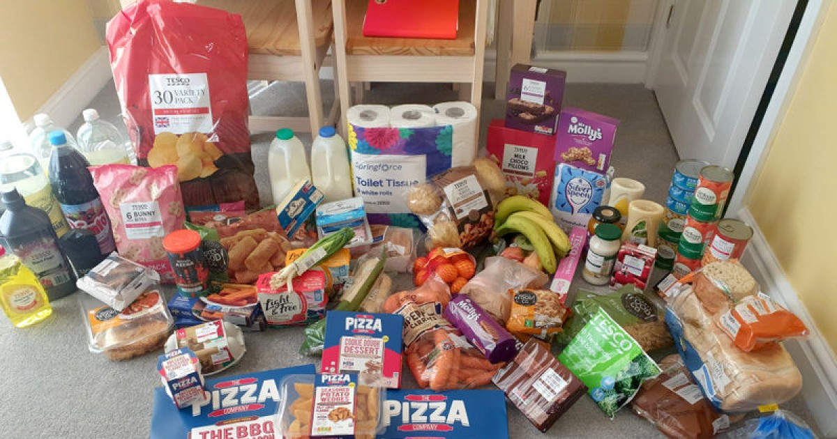Mum Shares Hacks On How She Feeds Her Family Of 3 For Under £5 A Day