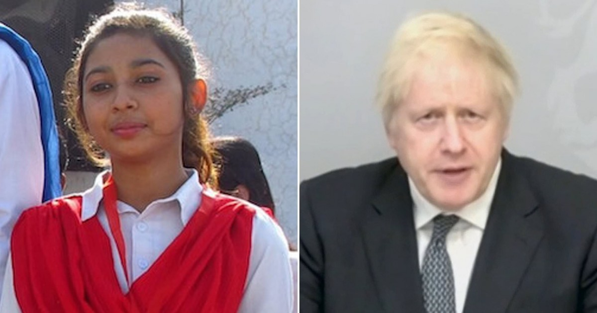 Thousands Signs Petition To Give Assylum To A 14-Year Old Christian Girl Who Is Being Threatened By Islamist Death Squads in Pakistan For Fleeing Forced Marriage To An Old Man