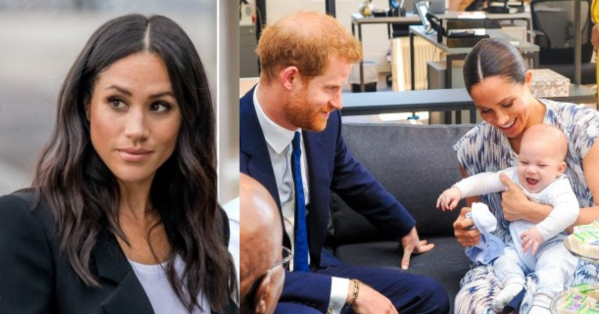 Meghan Markle Reveals She Suffered A Miscarriage In July Which Had Caused Her And Husband Prince Harry 'Unbearable Loss'