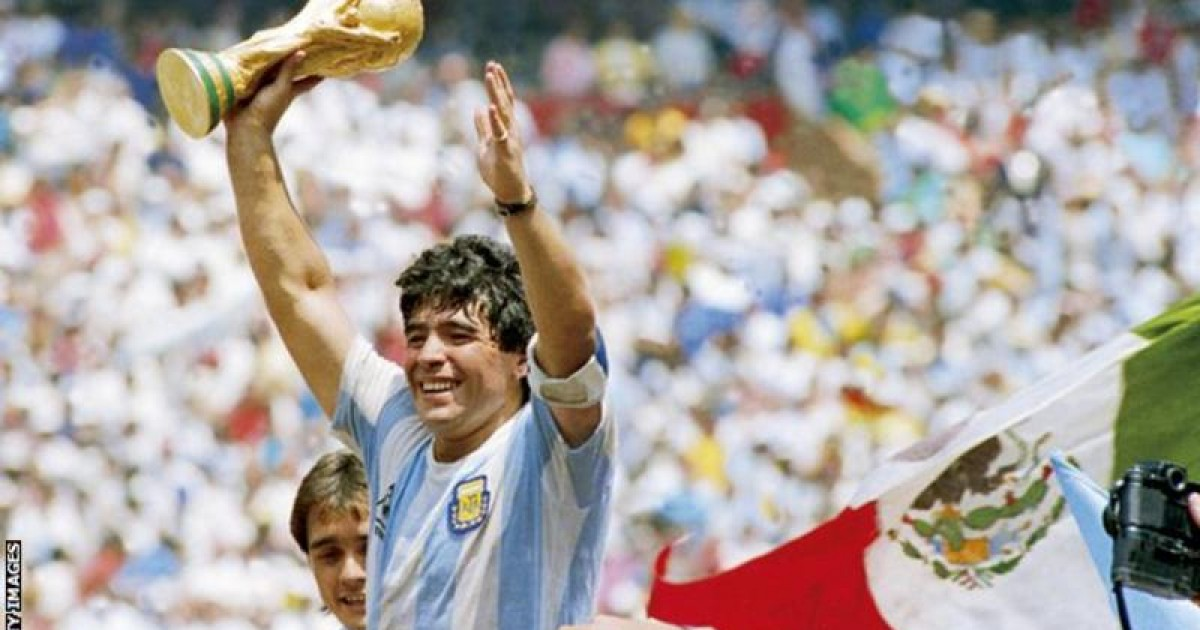 Football Legend Diego Maradona Dies, Aged 60