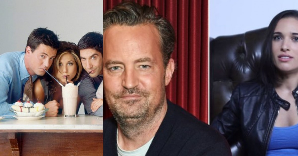 Matthew Perry Aka Chandler Bing Is Officially Engaged to 29-Year-Old Girlfriend Molly Hurwitz