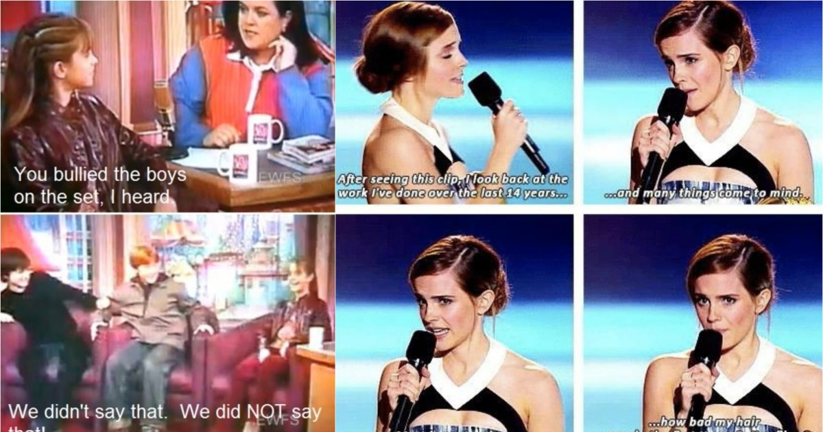Emma Watson Is Actually A Real-Life Hermione Granger And These Interviews Are A Proof