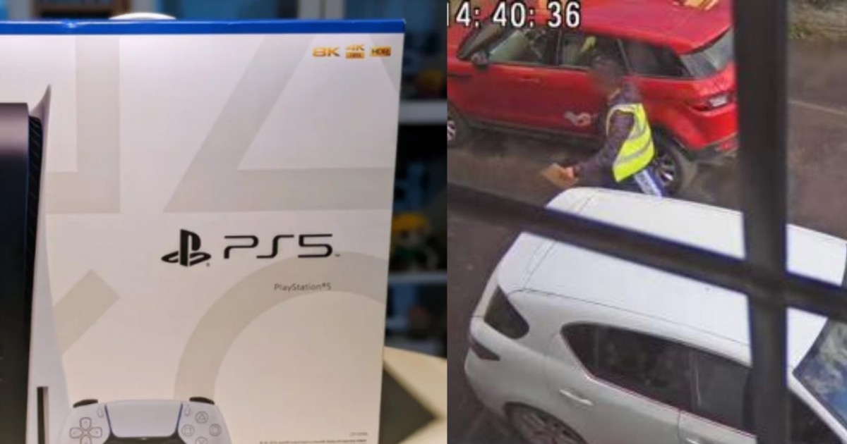 PS5 Out of Stock Controversy: Amazon Fired The Delivery Driver Who Was Seen Stealing Kid's PS5 Birthday Present
