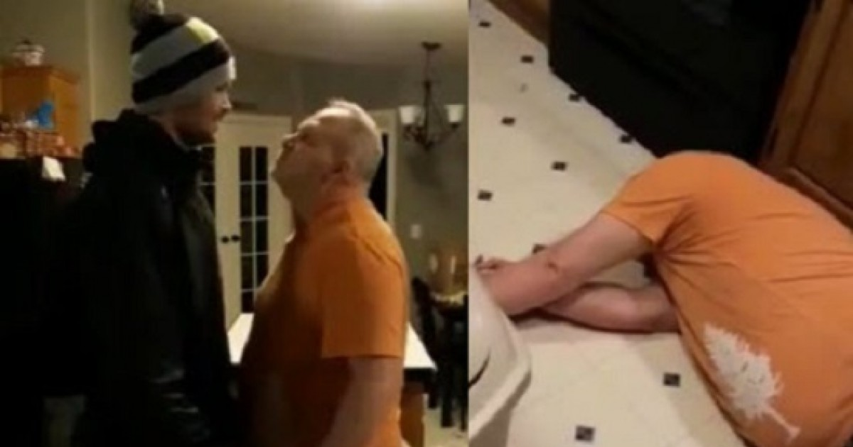 17-year-old Knocks Out Drunk Stepdad For Abusing His Mom
