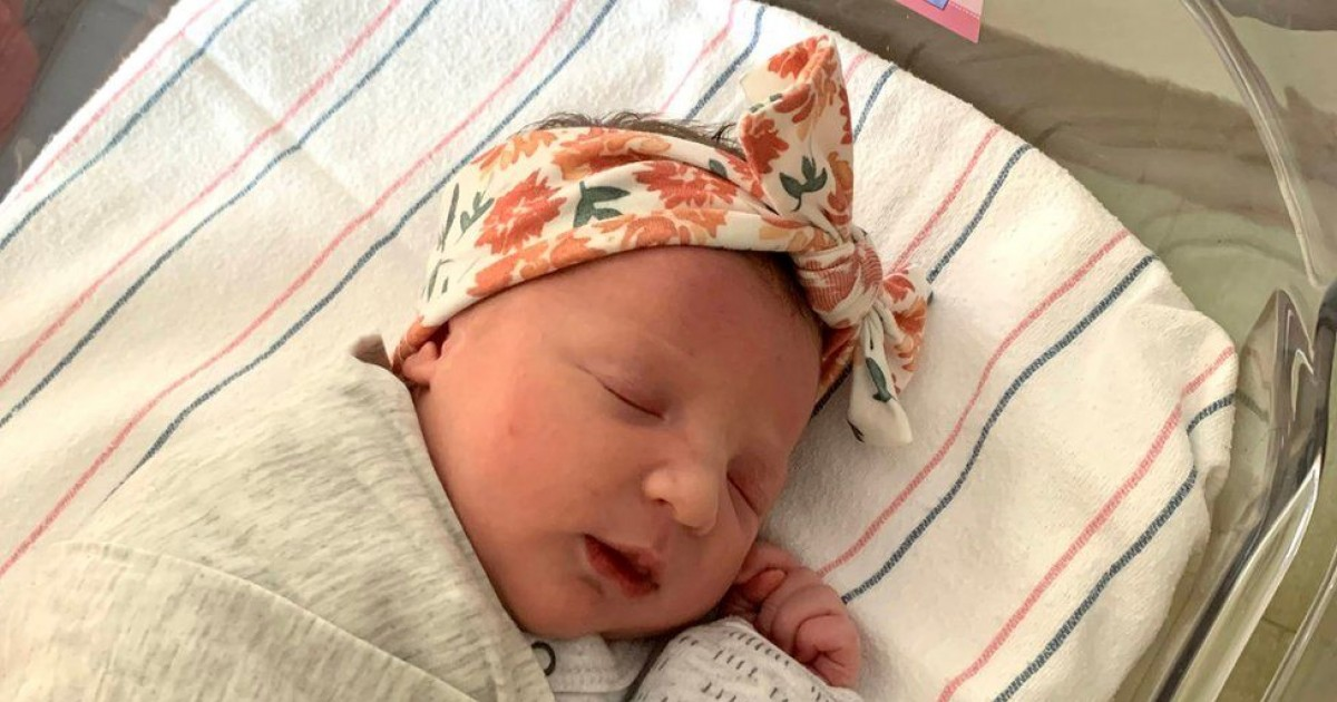 Baby Born From A 27-Year-Old Embryo- Setting A World Record