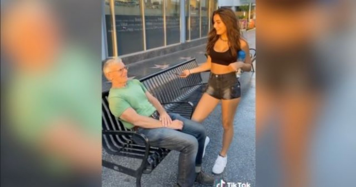Girl, 16, Started 'How To Catch A Cr33p' Challenge Where She Hits On Elderly People To See Whether They Are Pedophiles Or Not