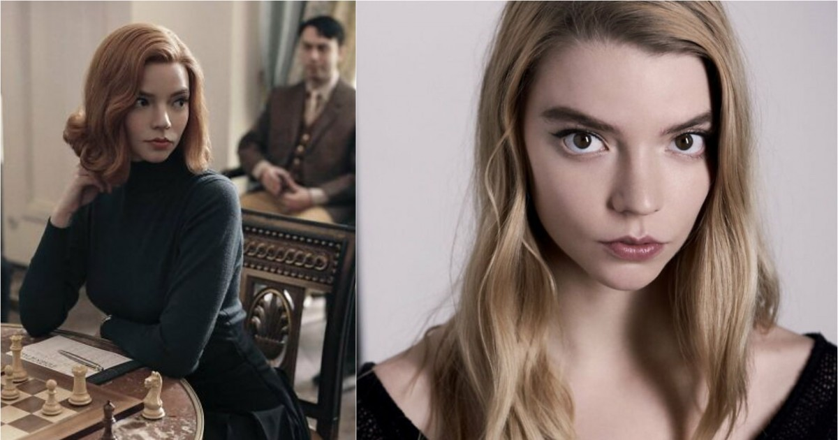 "Anya Taylor, From The Queen's Gambit, Says She Is ""Too Weird-Looking"" and ""Not Beautiful Enough To Be In Films"""