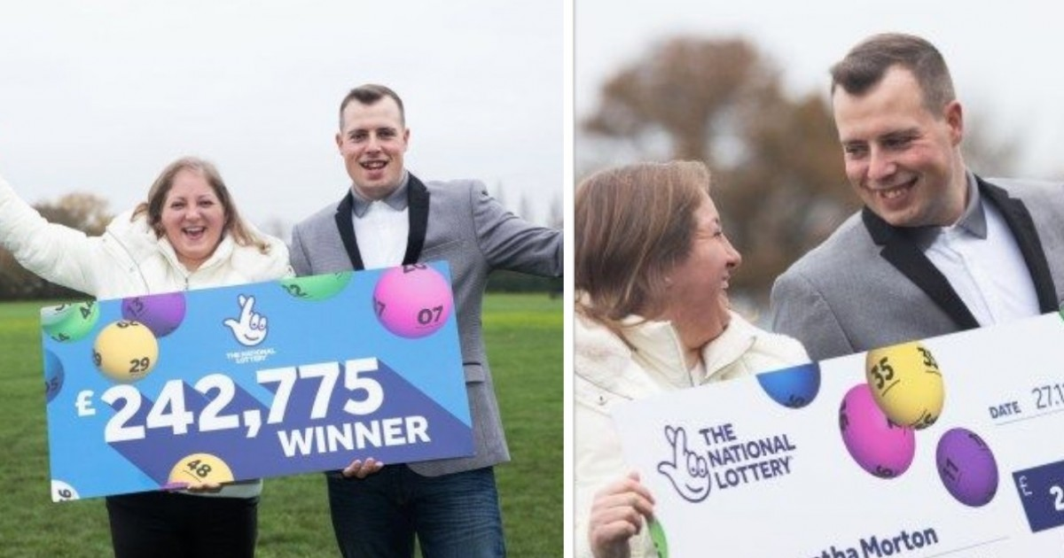 This Lady Who Lost Her Job In Pandemic Has Won A Lottery Worth £250,000 And Now Plans To Buy A New House