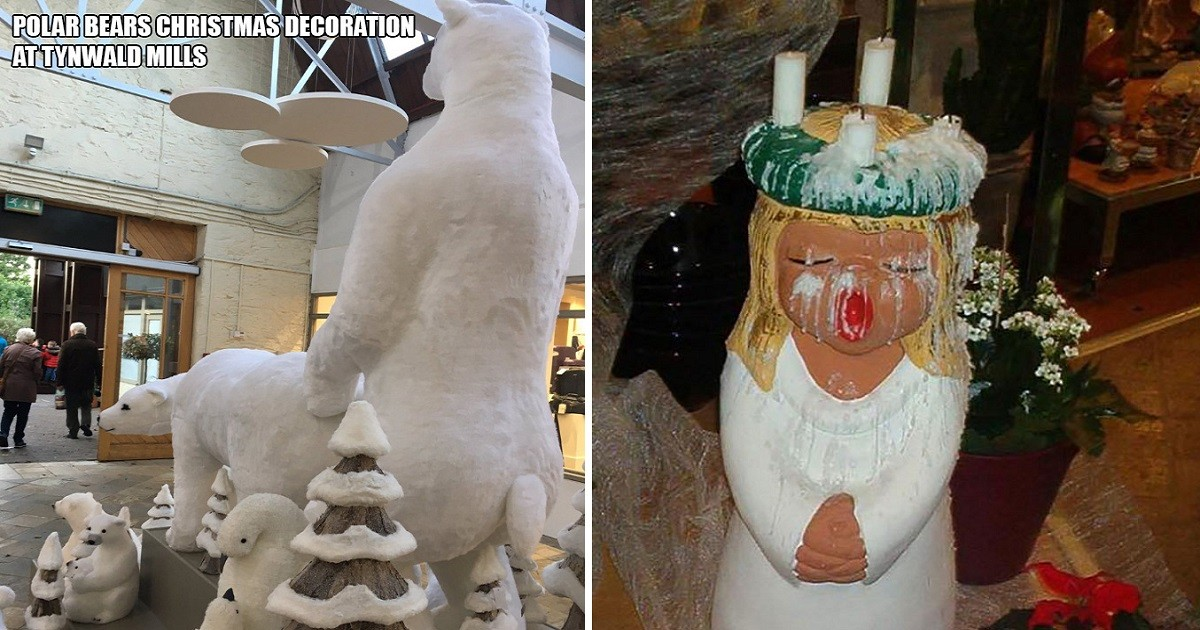 Hilarious Christmas Design Fails That Will Make You Laugh