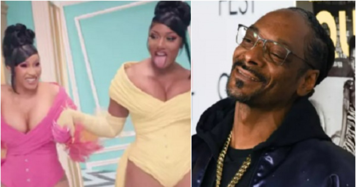 "Snoop Dogg Not Happy With Cardi B's 'WAP' Song, Says ""Let's have some, you know, privacy, some intimacy"""