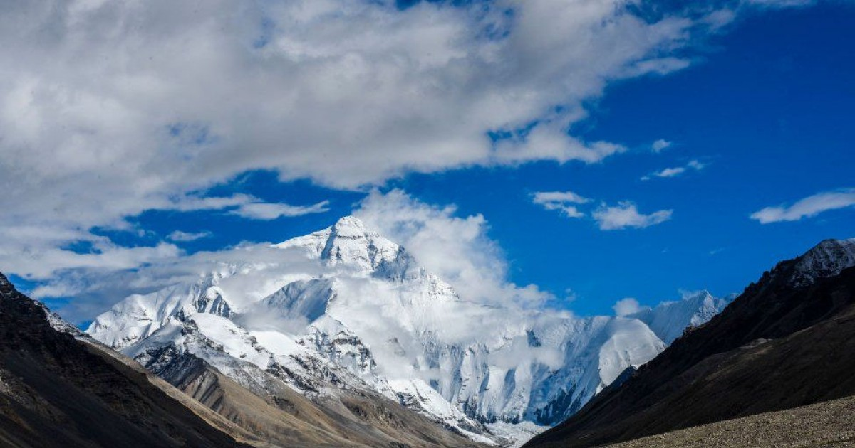 Mount Everest Just Got More Than Two Feet Taller!